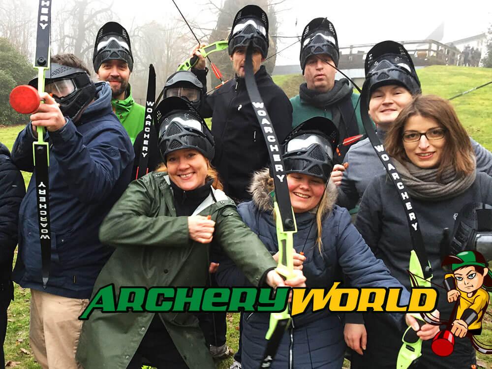 Archery world kommer ud til fødselsdag med Bowcombat
