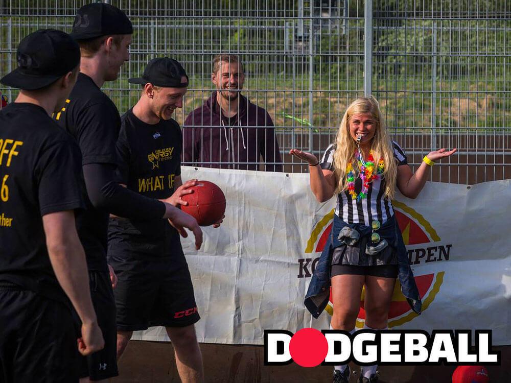 Teambuilding spil: dodgeball / høvdingebold
