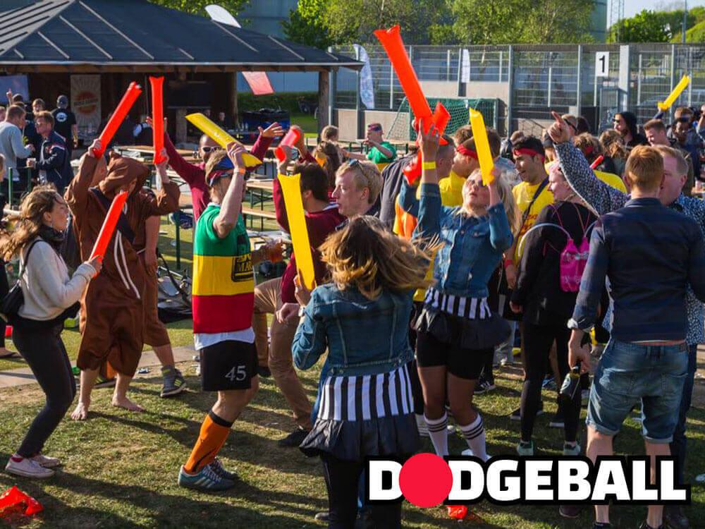 Teambuilding spil: Dodgeball