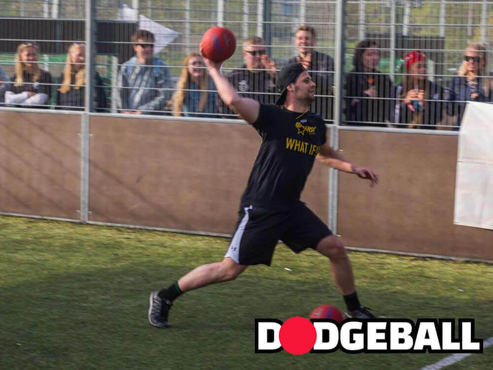 Teambuilding spil til virksomhed: dodgeball