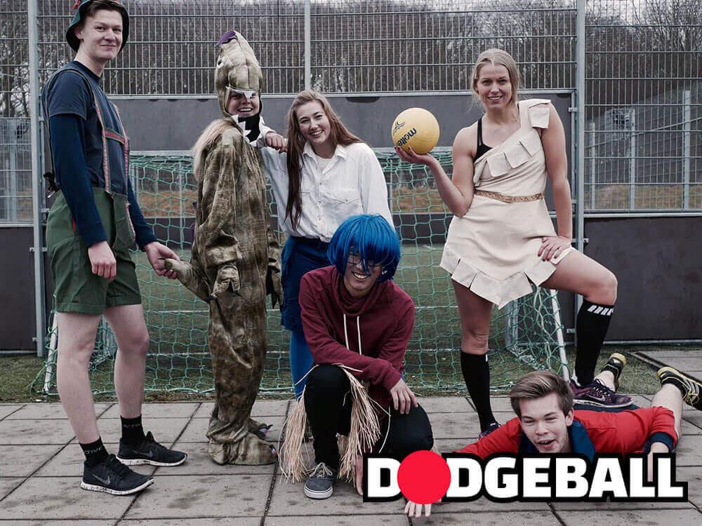 Teambuilding: dodgeball