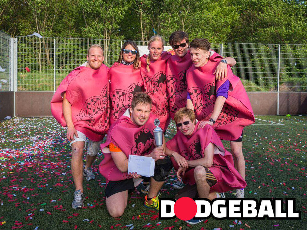God Teambuilding: dodgeball