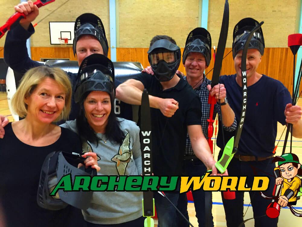 bowcombat action world
