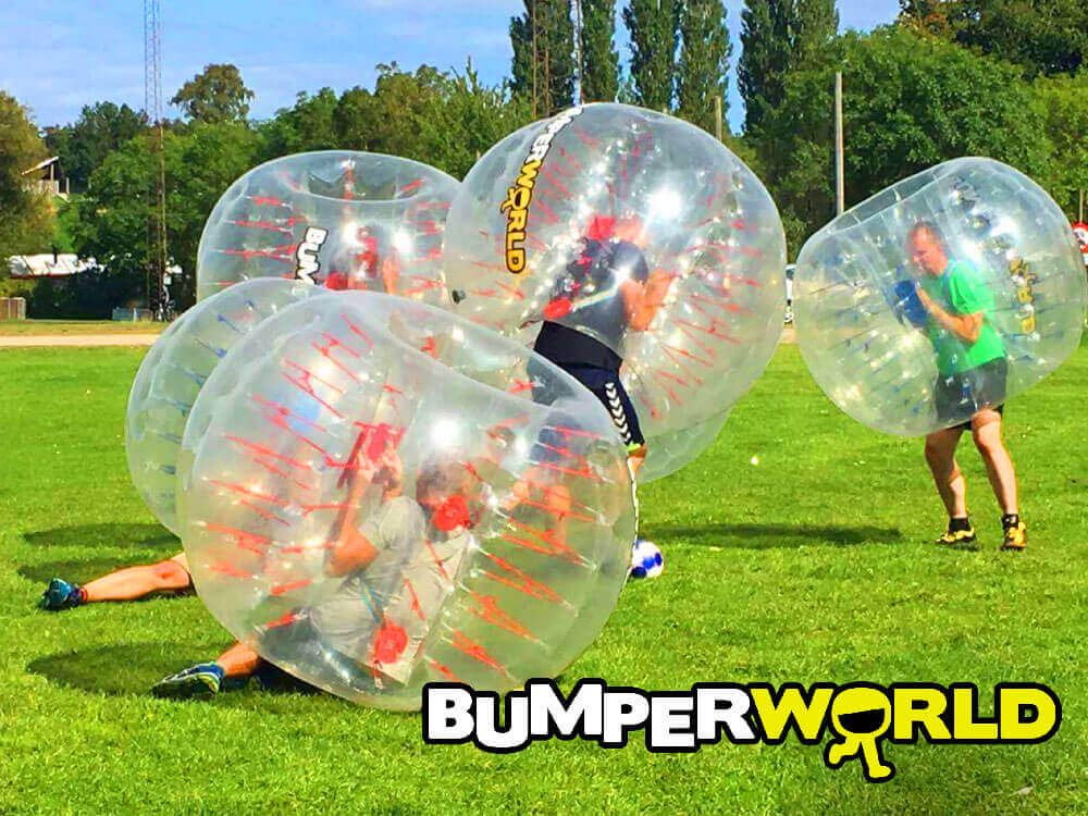 Firmaaranagement: bumperballs