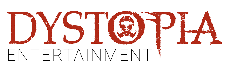Dystopia logo Zombie jagt