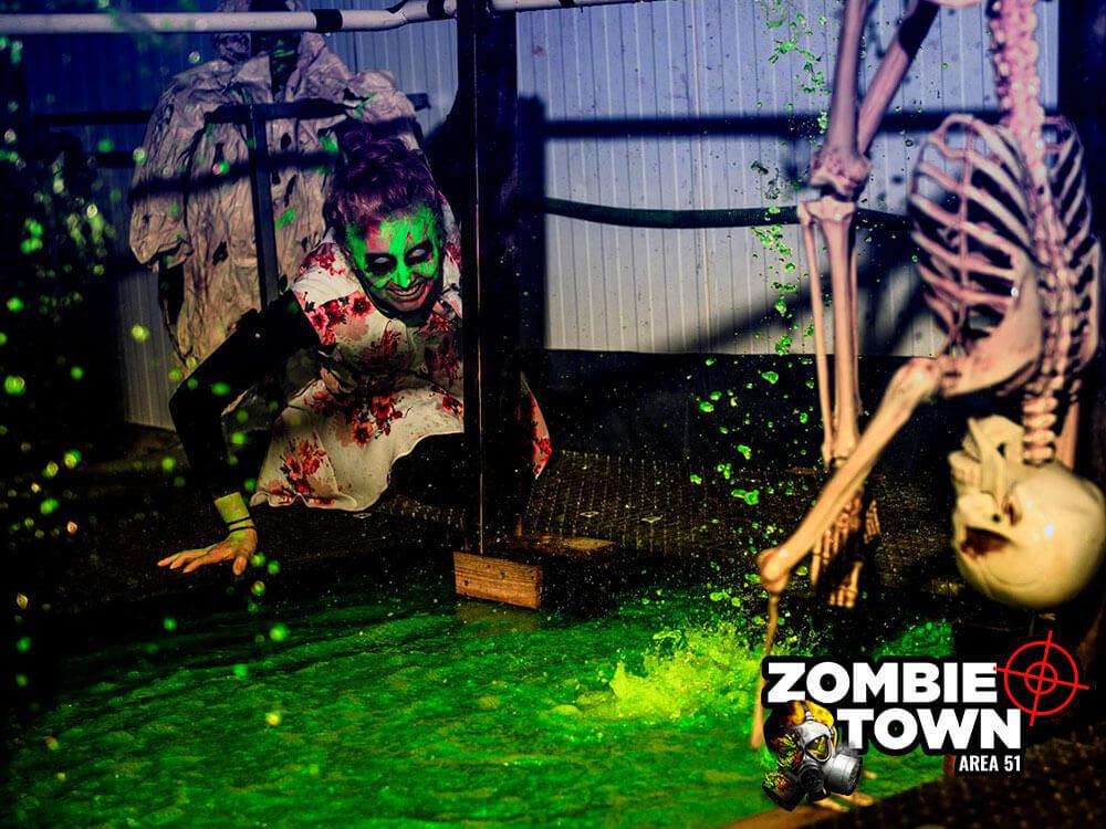 Sådan overlever du et zombie angreb