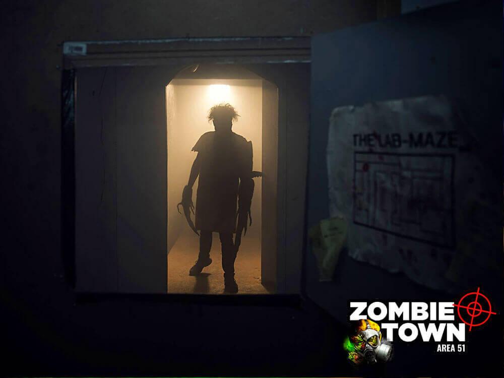 Zombie jagt i Danmark