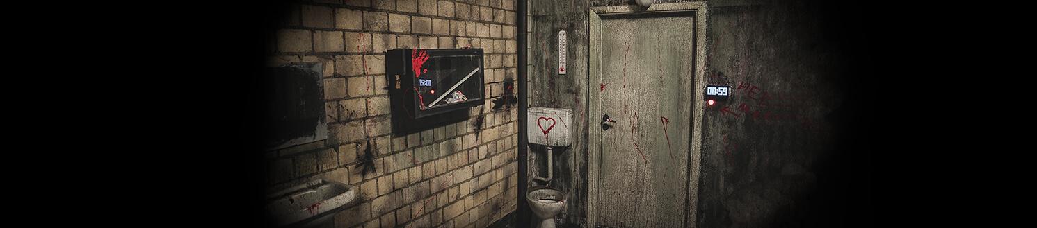 Escape Room baggrund